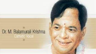 Dr.M.Balamuralikrishna  - Meru Samana