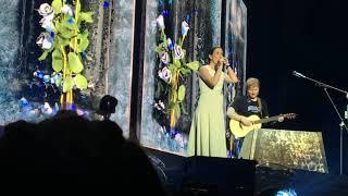 Video Ed Sheeran Missy Higgins PERFECT duet for first time in Brisbane 21 March 2018 MP3, 3GP, MP4, WEBM, AVI, FLV Juni 2018