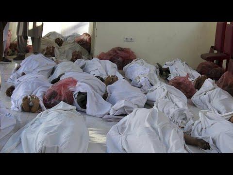 Afghanistan : 21 morts dans une attaque le lendemain du début du retrait des soldats de l'OTAN