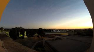 Sunset Time Lapse