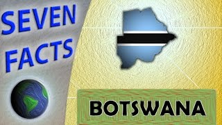 Botswana is one of the few African countries that maintained a stable and representative democracy after independence.
