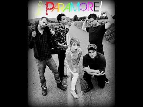 Tekst piosenki Paramore - Brand new eyes' intro po polsku