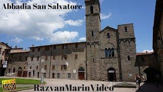 Abbadia San Salvatore Italy  city photos gallery : Italia video (Toscana).Abbadia San Salvatore 1080p