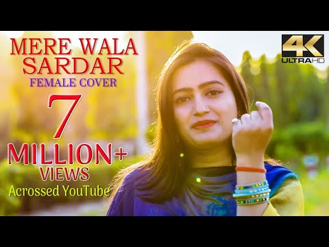 Mere Wala Sardar (Cover Song)| Yuvraj Clicks | | Chandrakala | New Song 2018 |
