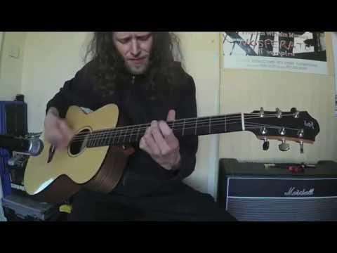 Furch Blue plus G-SW Acoustic Guitar
