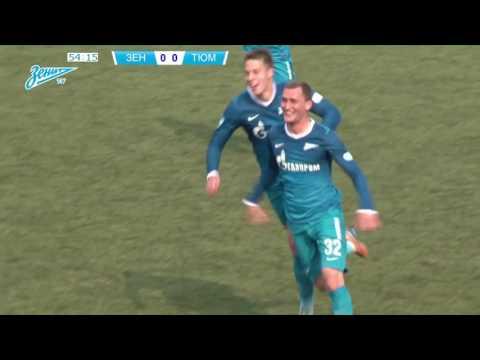 ◄ЛМ► «Зенит-2» - ФК «Тюмень» (1:0)