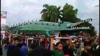 Video ''HEBOH'' Karnaval Ponorogo, Bonek Viking Peserta Terbanyak MP3, 3GP, MP4, WEBM, AVI, FLV Juli 2018
