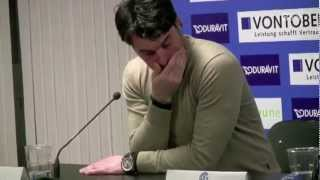 Ciriaco Sforza sprachlos als Grasshoppers-Trainer