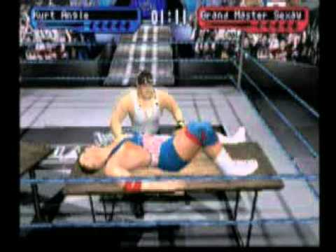 WWF SmackDown! 2: Know Your Role trailer (PS1)
