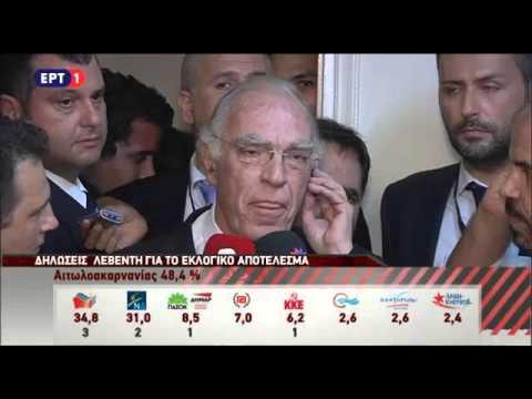 Β. Λεβέντης: Νίκη των νέων της χώρας