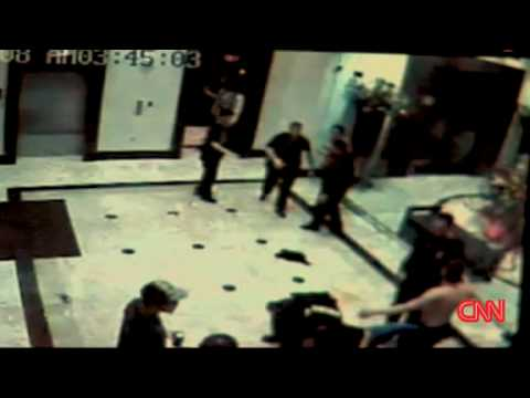 Police brutality Fort Lauderdale Florida Cops attack man & girl friend elevator Video clears suspect