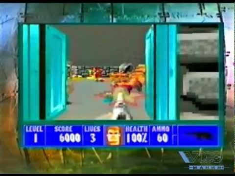 От винта! - Выпуск 001 (Wolfenstein 3D, Comanche, Master Of Orion)