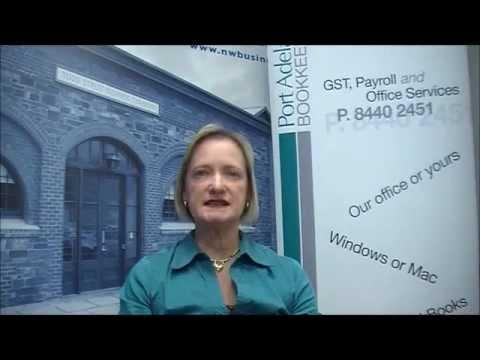 Port Adelaide Bookkeeping Lorraine Tip 2