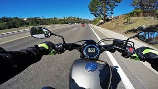 7. 2015 Yamaha Star Bolt R Spec - Test Ride Review