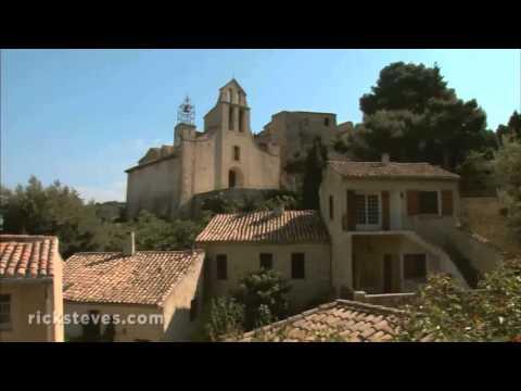 Thăm vùng sản xuất rượu vang Côte du Rhone của Pháp