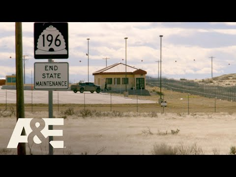 The Lowe Files: Too Close to Area 52 (Episode 6) | A&E
