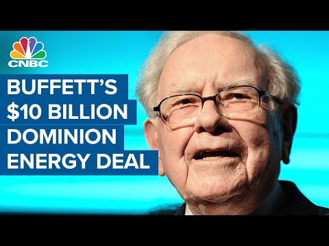 Warren Buffett bets big with $10 billion Dominion Energy deal—What it means