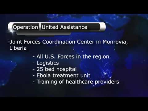 This is your AFRICOM Update for the week of 22-26 September, 2014. Thank you for watching! We want to hear from YOU so leave us a comment and tell us how we can make the newscast even better. You can also watch the AFRICOM Update on our Facebook page, http://www.facebook.com/AFRICOM