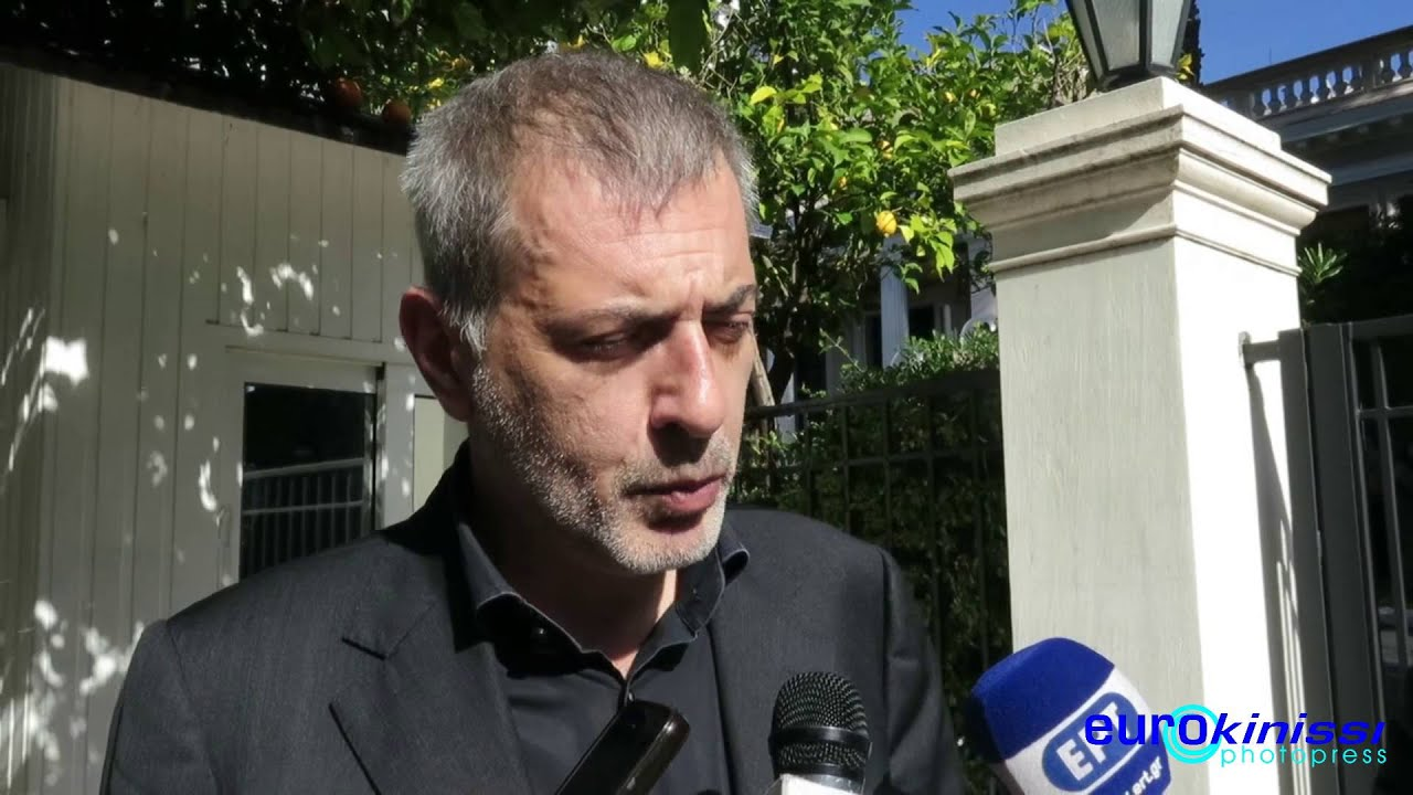 Δήλωση του Γ. Μώραλη μετά τη συνάντησή του με τον Αλ. Τσίπρα