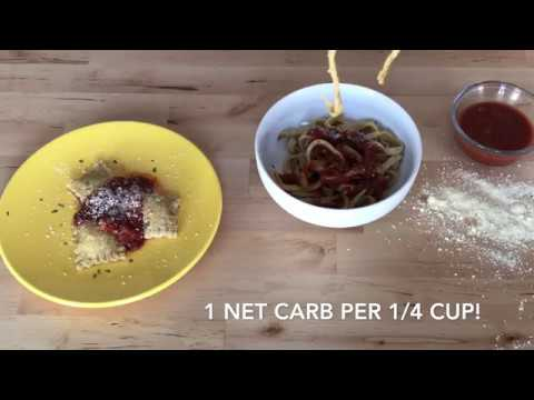 Atkins diet - How to Make Low Carb Pasta