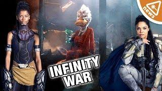 Video Who the Russo Bros Confirmed Died Off Camera in Infinity War! (Nerdist News w/ Jessica Chobot) MP3, 3GP, MP4, WEBM, AVI, FLV Oktober 2018