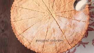 Przepis na kruche ciasteczka shortbread
