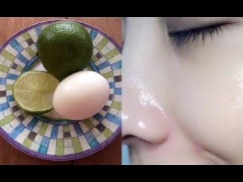 Dùng chanh và trứng gà da trắng đẹp hơn hẳn mỹ phẩm nhập ngoại - Thời lượng: 4:51.