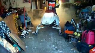 9. 2006 ski-doo 600mod