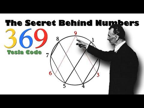 The Secret Behind Numbers 3, 6, 9 Tesla Code Is Finally REVEALED!