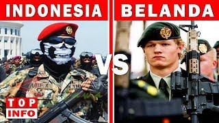 Video BAGAI BUMI DAN LANGIT!! INILAH PERBANDINGAN MILITER INDONESIA VS BELANDA MP3, 3GP, MP4, WEBM, AVI, FLV April 2019