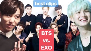 Download Video Which BTS Member Resembles The EXO Member? MP3 3GP MP4