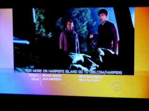 Harper's Island Ep 1.11 Preview