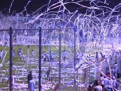Atletico tucuman - Belgrano  impresionante recibimiento - La Inimitable - Atlético Tucumán