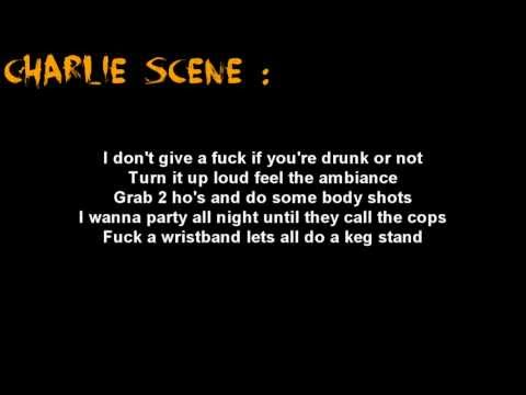 Hollywood Undead - Everywhere I Go [Lyrics]