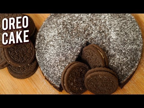 Chocolate Oreo Cake Recipe – Homemade Biscuit Cake – Eggless Cake Recipe – Bhumika