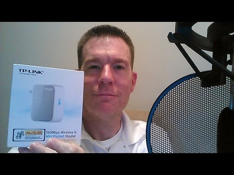 TP-Link TL-WR700N 150Mbps Wireless N Mini Pocket Router product review