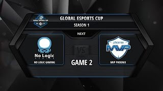 NLG vs MVP Phoenix, game 2