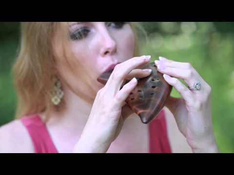 "Christina Perri  ""A Thousand Years"" Cover by STL Ocarina"