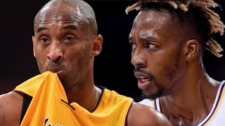 Dwight Howard Wants Kobe Bryant To ASSIST Him In DUNK Contest! by Obsev Sports