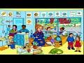 El Autobús Mágico: Explora el Sistema Solar   Jugando en Español   Parte 1   JP