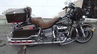 8. 1979 Harley Davidson FLH 80