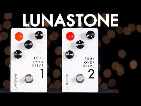 Lunastone True Overdrive 1 & 2 Comparison