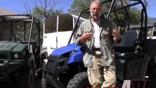 5. ATV Television - 2011 Polaris Ranger EV Test