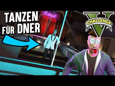 Video TANZEN für DNER im P*'#F + MEGA RENNEN (GTA 5 CHALLENGE) download in MP3, 3GP, MP4, WEBM, AVI, FLV January 2017