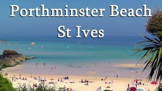 Saint Ives (Cornwall) United Kingdom  city images : St Ives Cornwall England - Porthminster Beach on a Perfect Day