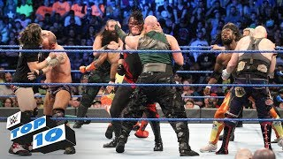 Nonton Top 10 Smackdown Live Moments  Wwe Top 10  July 10  2018 Film Subtitle Indonesia Streaming Movie Download