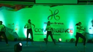 Hidden Brains Convergence 2015 - SPARKLING LAMPS