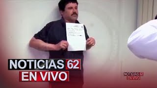 """Reacciones al veredicto de """"el chapo"""" en Los Ángeles. – Noticias 62. - Thumbnail"""