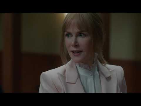 Celeste keeps custody of her kids - Big Little Lies Episode 07 Season 02