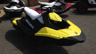 10. 5 Colors Of the Seadoo Spark Jet Ski's